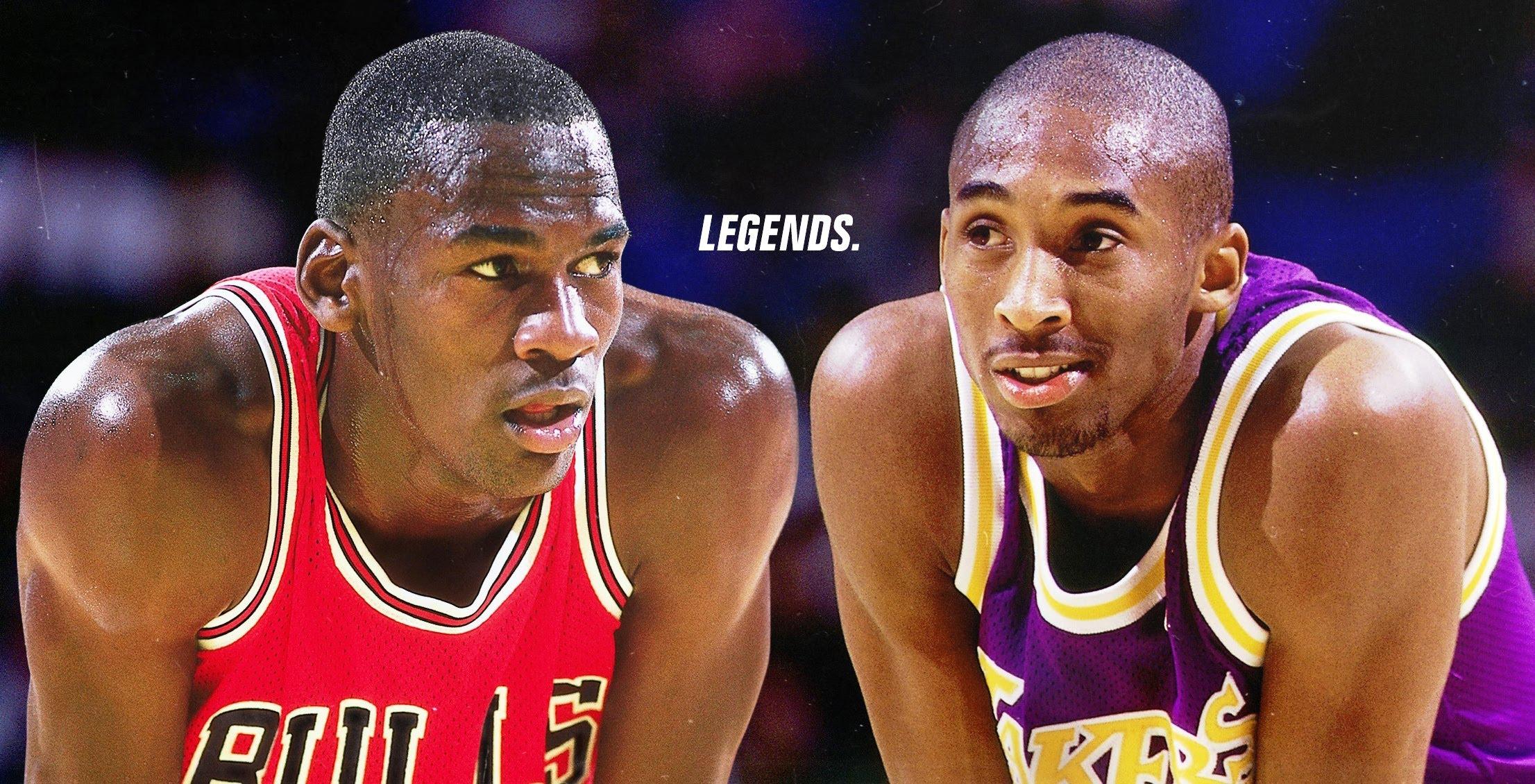 Michael Jordan – KobeBryant