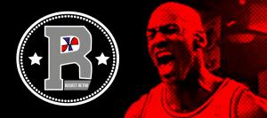 Michael Jordan (c) Basket Retro