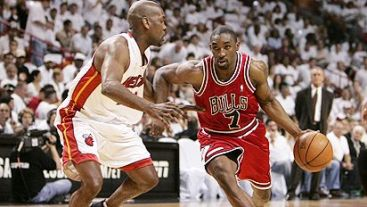 Chicago Bulls vs Miami Heat PO 2007