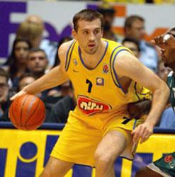 Nikola Vujcic - Maccabi