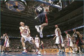 Lebron G5 Pistons 2007