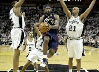 NBA Finals 2007 3