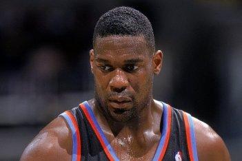 Shawn Kemp 1999 Cavaliers