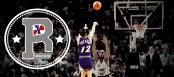 John Stockton basket retro