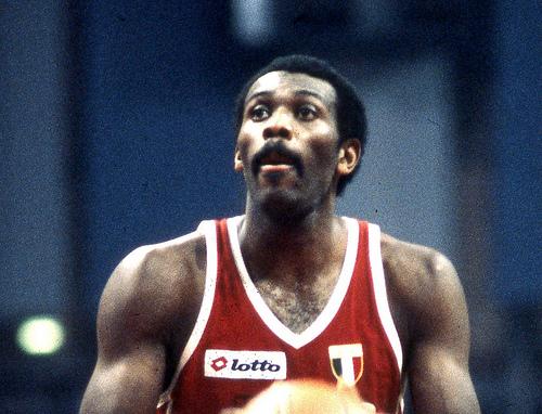 Bob McAdoo - Tracer Milan (c) olimpiamilano.com