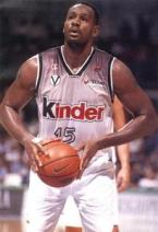 Rashard Griffith - Kinder Bologne
