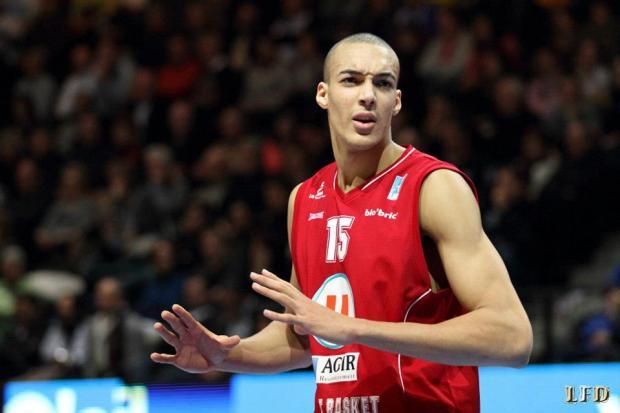 Rudy Gobert - Cholet Basket (c) Loic Favard