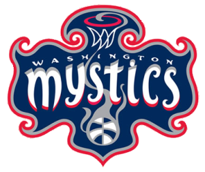 Washington Mystics logo