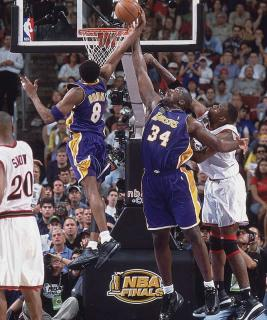 NBA Finals 2001 - Lakers 76ers