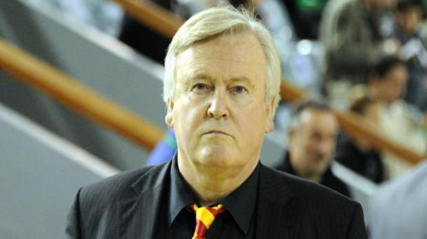 Jean-Luc Monschau, coach champion de France avec le SLUC Nancy en 2008 (c) Panoramic