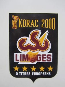 Limoges Coupe Korac 2000