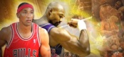 Malone vs Pippen