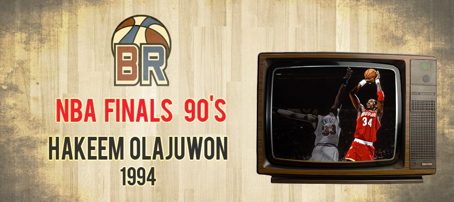 NBAFinals90-Olajuwon