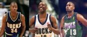 Milwaukee Bucks Cassell - Allen - Robinson