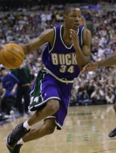 Ray Allen - Milwaukee Bucks (c) fansided.com