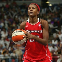 Sheryl Swoopes - Houston Comets (c) pinterest - Houston Comets