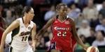 [WNBA] Sheryl Swoopes, pionni�re des premiers triple-double de l'histoire de la WNBA