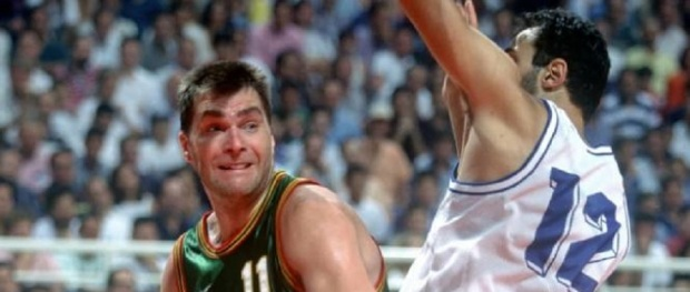 Sabonis vs Divac à l'EuroBasket 1995