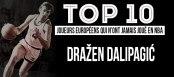 bandeau Drazen Dalipagic