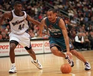 Grant Hill Pistons 1999