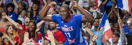 Florent Piétrus - Equipe de France (c) fibaeurope