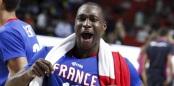 Florent Piétrus - Equipe de France