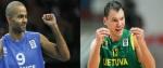 Le match r�tro de la semaine : Eurobasket 2003 / France ? Lituanie, 1/2 finale