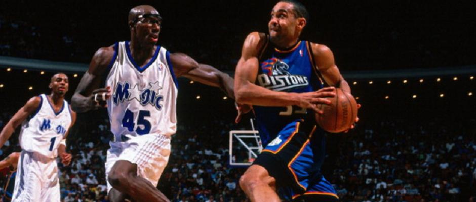 Detroit Pistons – GrantHill