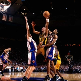 Knicks - Pacers 1999
