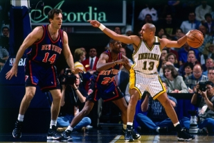 Pacers-Knicks Mark Jackson