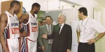 Les Grands Bleus�: la France, 4eme de son EuroBasket 1999 � domicile