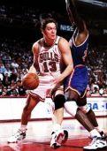 Luc Longley - Bulls 1994