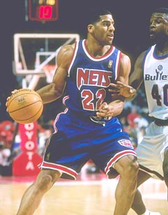 Jim Jackson - New Jersey