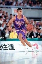Kevin Johnson - Suns 1992