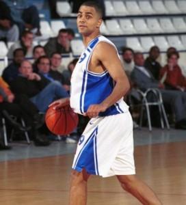 Tony Parker - Paris Basket Racing (c) Kosarka.si