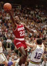 Clyde Drexler - Rockets 1995