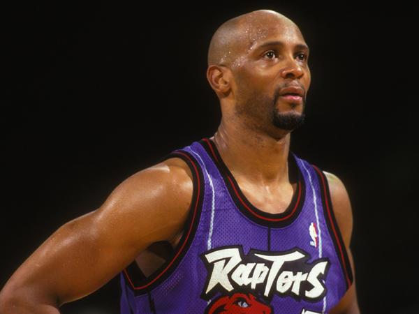 Alvin Robertson, premier scoreur de l'histoire des Toronto Raptors (c) Hoopsaddict.com
