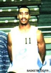 Bruce Bowen, meilleur marqueur de Pro B 1994-1995.