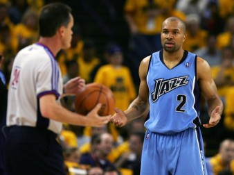 Derek Fisher 2007 Utah