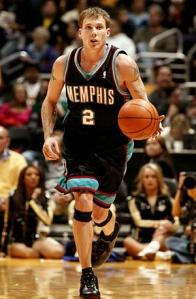 Jason Williams - Memphis Grizzlies (c) pinterest.com