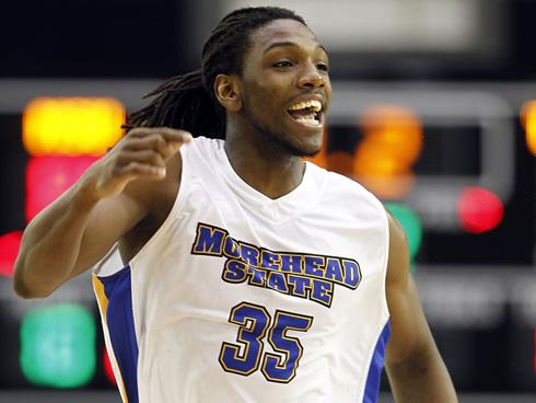Kenneth Faried - Morehead State (c) USA Today