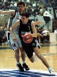 Laurent Sciarra - Asvel (c) Fiba - AFP