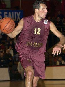 Laurent Sciarra - JDA Dijon (c) Fiba Europe
