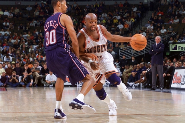 Nick Van Exel - Denver Nuggets (c) nba.com