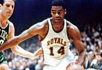 Oscar Robertson - Cincinnati Royals (c) AP