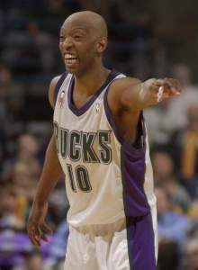 Sam Cassell - Milwaukee Bucks (c) ultimatenba.com
