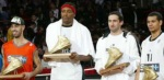 [All-Star Game LNB] Le double-double de K'Zell Wesson, MVP 2005