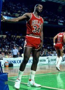 Charles Oakley - Chicago Bulls (c) pinterest