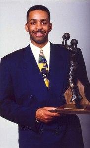 Dell Curry, meilleur sixième homme en 93-94 avec Charlotte (c) vshfm.com