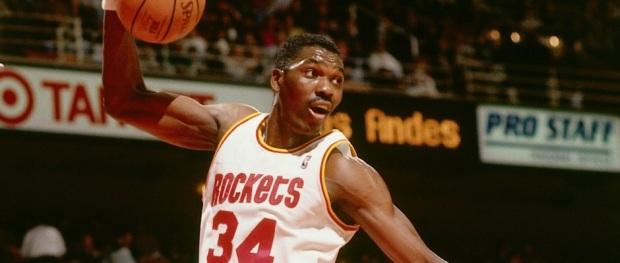 Hakeem Olajuwon - Houston Rockets